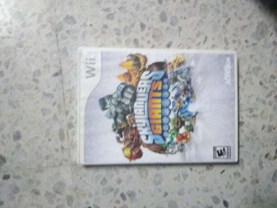 Juego de Wii_ Skylamders con Todo