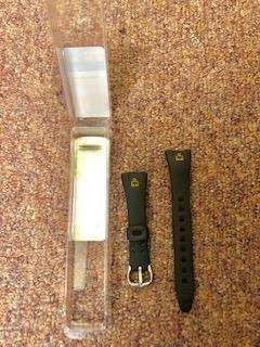 Correas Originales Reloj Timex De Mujer. 14mm.