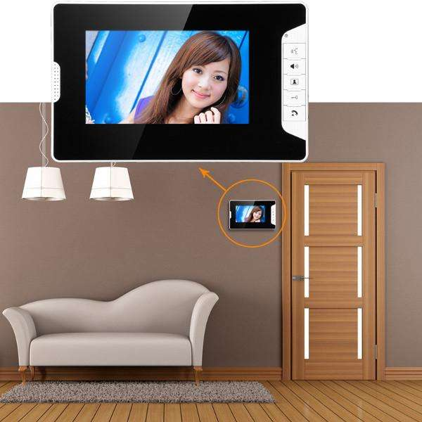 CAMARA -<strong>monitor</strong> TFT LCD VIDEO DOOR PHONE