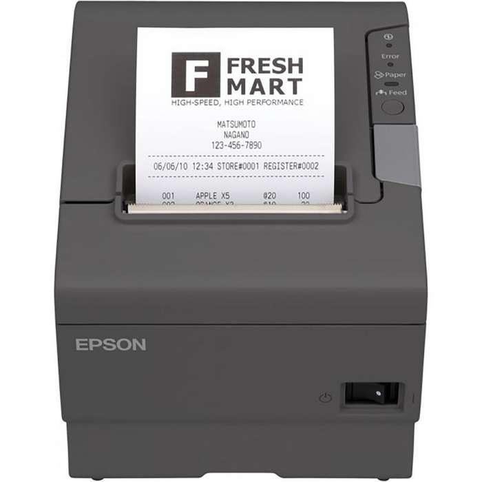 Impresora Epson TMT88V termica ticketera RS232 USB C31CA85084 TM T88V