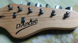 Guitarra Dandré
