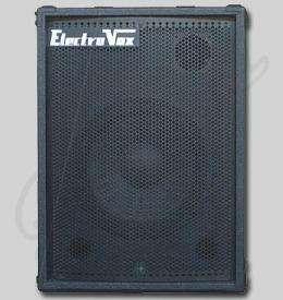 2 Bafles Caja, Electrovox, 70 Watts, Ed-126, parlantes de 12
