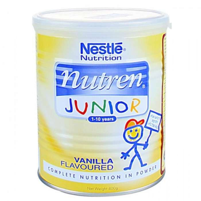Nutren Junior Nestle