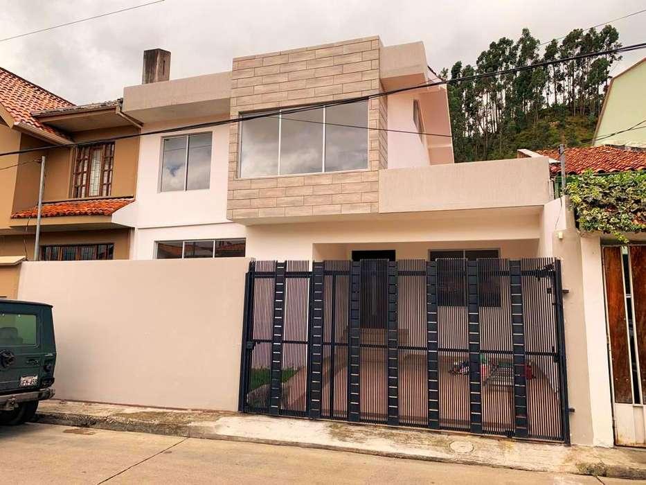 Vendo casa en uno de los mejores barrios de Cuenca Ecuador