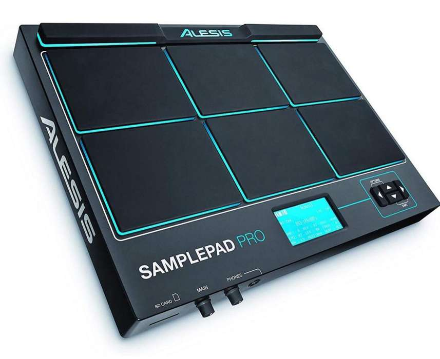Alessis Sample Pad (Bateria Electrica)
