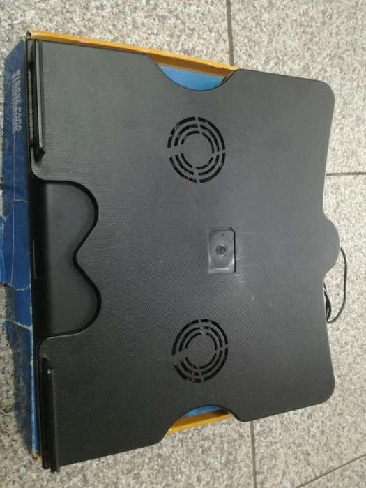Base para Notebook con Ventilador