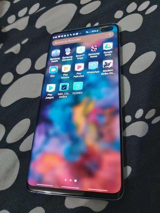 Vendo Cambio Galaxy S10 Plus Libre para
