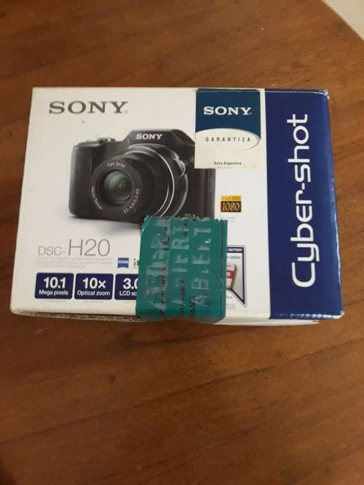 Vendo Camara Sony Cibert Shot Hds