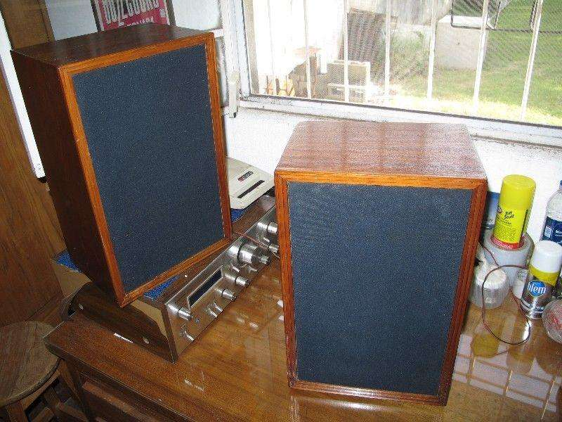 Bafles Vintage <strong>parlantes</strong> Sharp 1970s