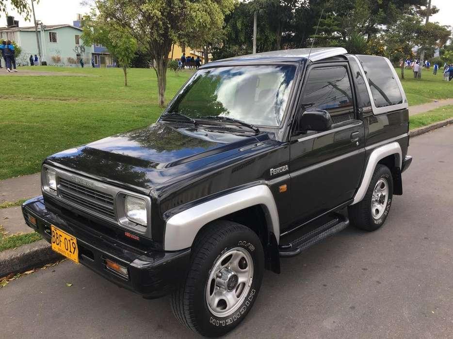 Daihatsu Feroza 1991 - 237000 km