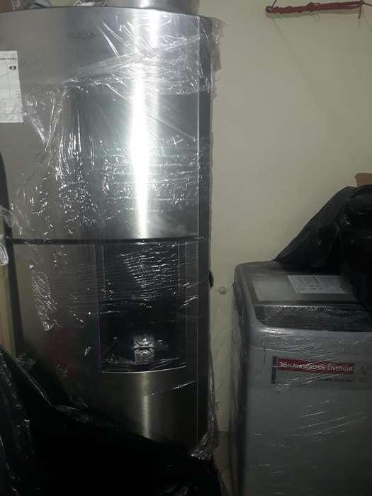 Nevera No Frost Y <strong>lavadora</strong> Ambas Nuevas!