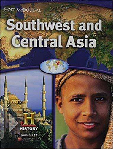 Libro World Geography Holt Mcdougal