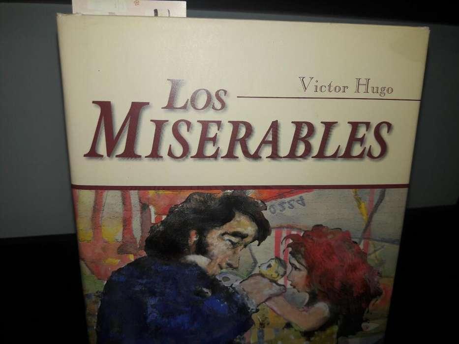 Los Miserables Victor Hugo 3 Tomos NUEVOS Longseller PRECIO POR LOS TRES POR LOS TRES