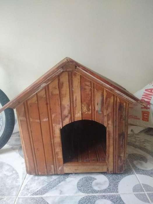 Vendo Casita para Perro Pequeño