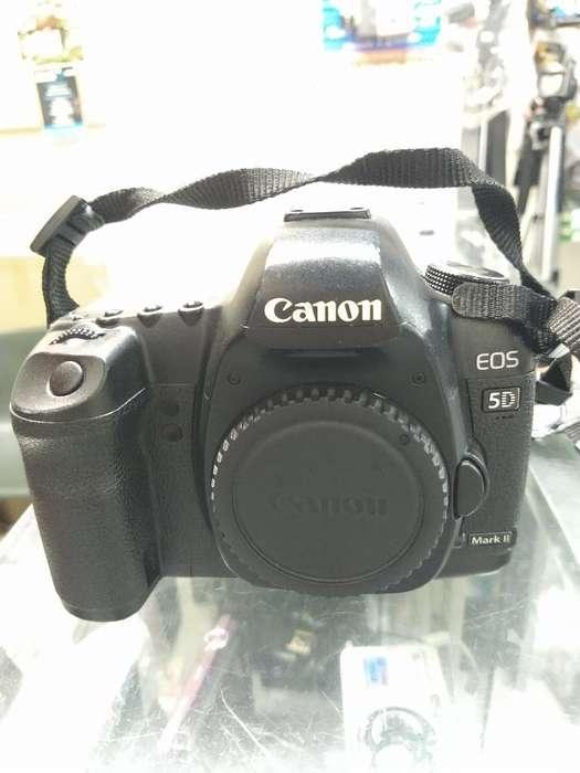 Canon 5d Mark Ii Solo Cuerpo