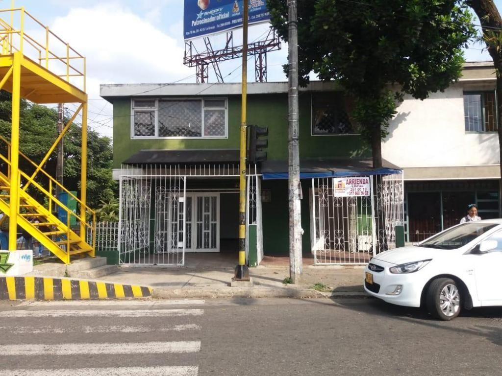 Arriendo Local Comercial Calle 19 con Avenida Guabinal