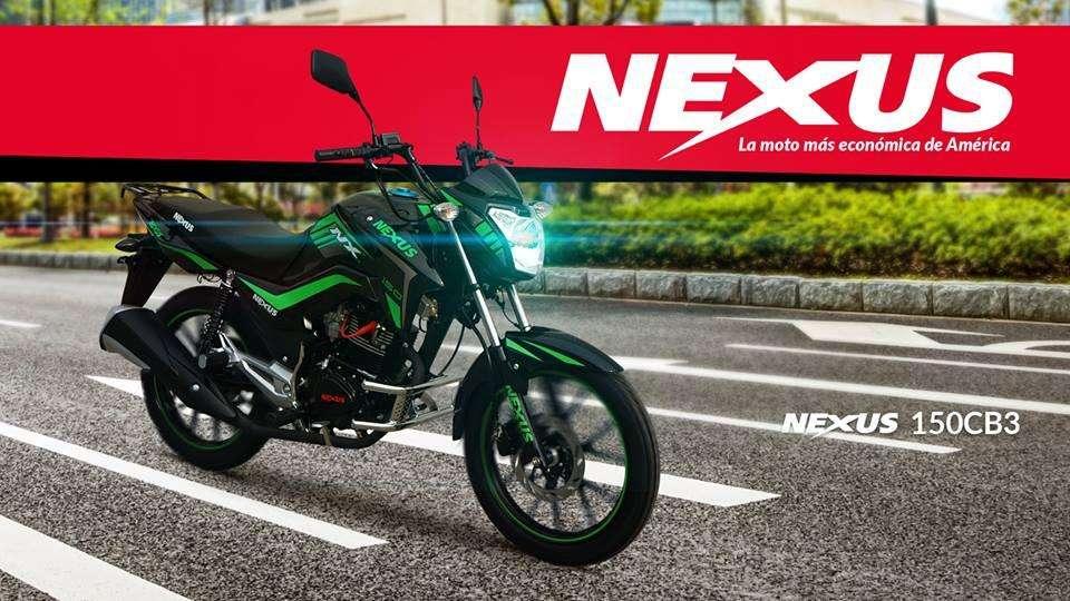 MOTO LINEAL NEXUS MODELO CB3 150cc. fab.2019 OFERTA!! IDEAL PARA TU TRABAJO