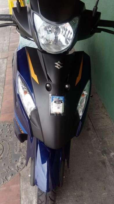 <strong>motoneta</strong> Suzuki Nueva. 2800 Negociable