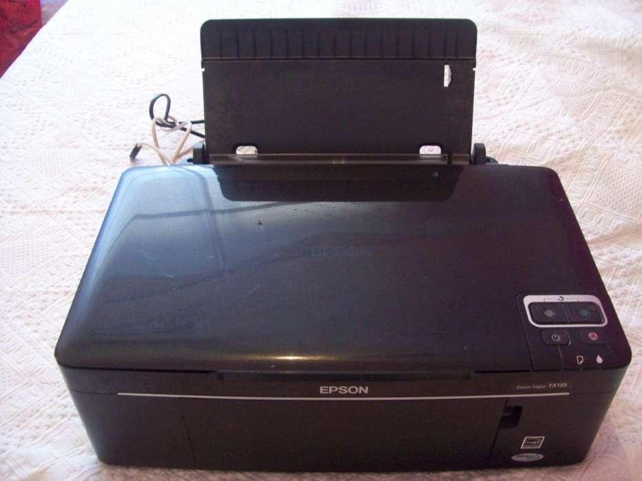 Impresora Multifuncin Epson Stylus Tx135