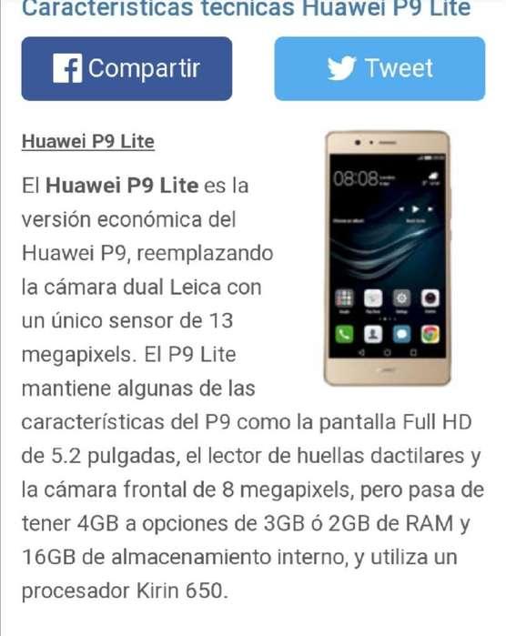 Se Permuta Huawei P9 Lite X Otro Celular