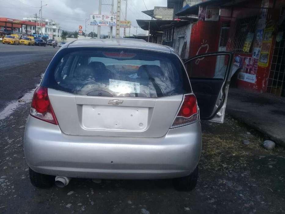 Chevrolet Aveo 2009 - 600712 km
