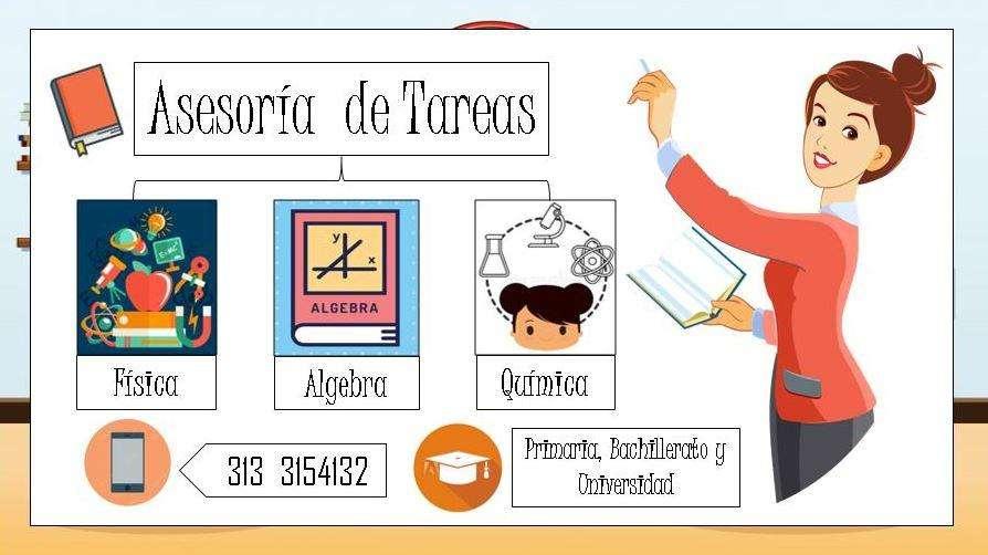 ASESORIA DE TAREAS