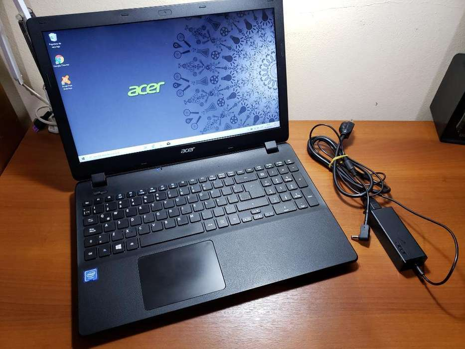Vendo Notebook Acer Impecable