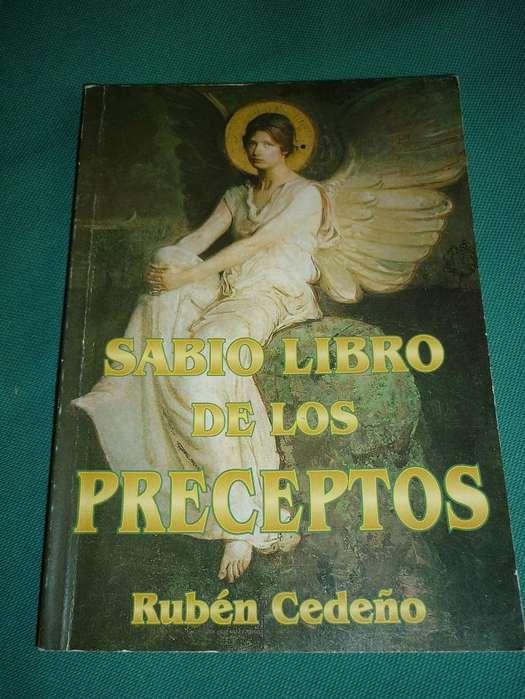 SABIO LIBRO DE LOS PRECEPTOS . RUBEN CEDEÑO . METAFISICA 2003