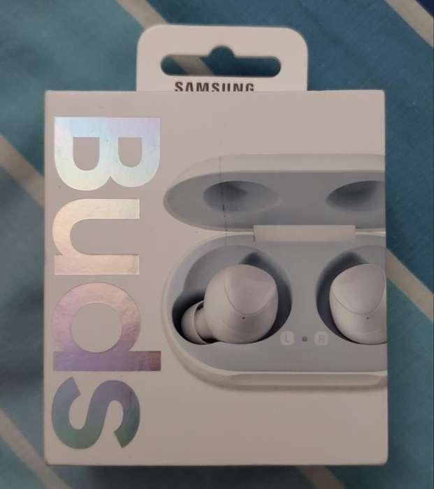 Samsung Buds Blanco