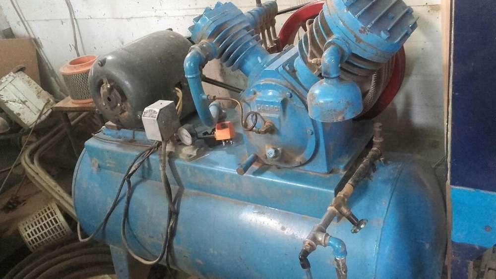 Vendo Compresor de 7hp Trifasico