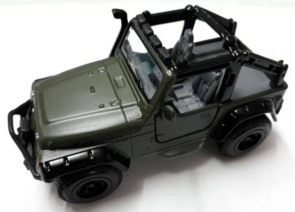 Jeep Toy Fresh Metal Maisto