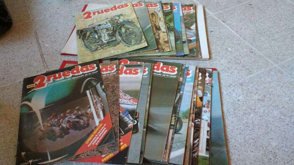 Colección Dos Ruedas Editorial Delta