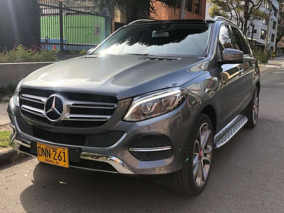<strong>mercedes-benz</strong> Clase GLE 2017 - 21000 km