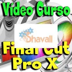SKU620 CURSO FINAL CUT PRO X VIDEO TUTORIALES ESPAÑOL
