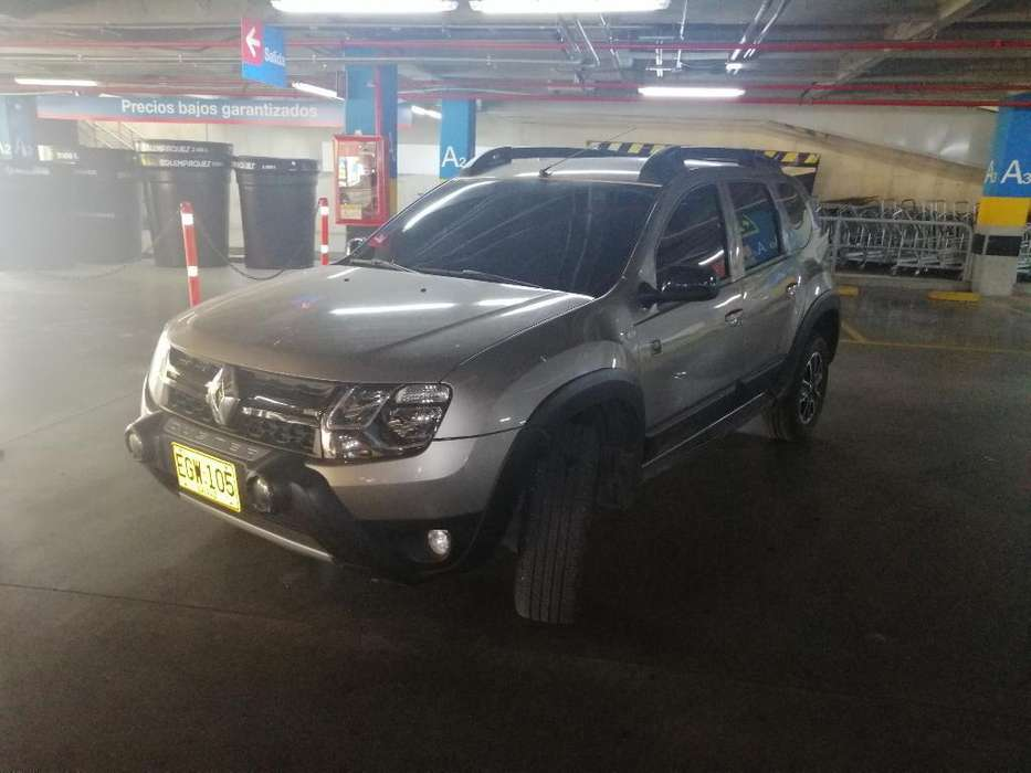 Renault Duster 2018 - 0 km