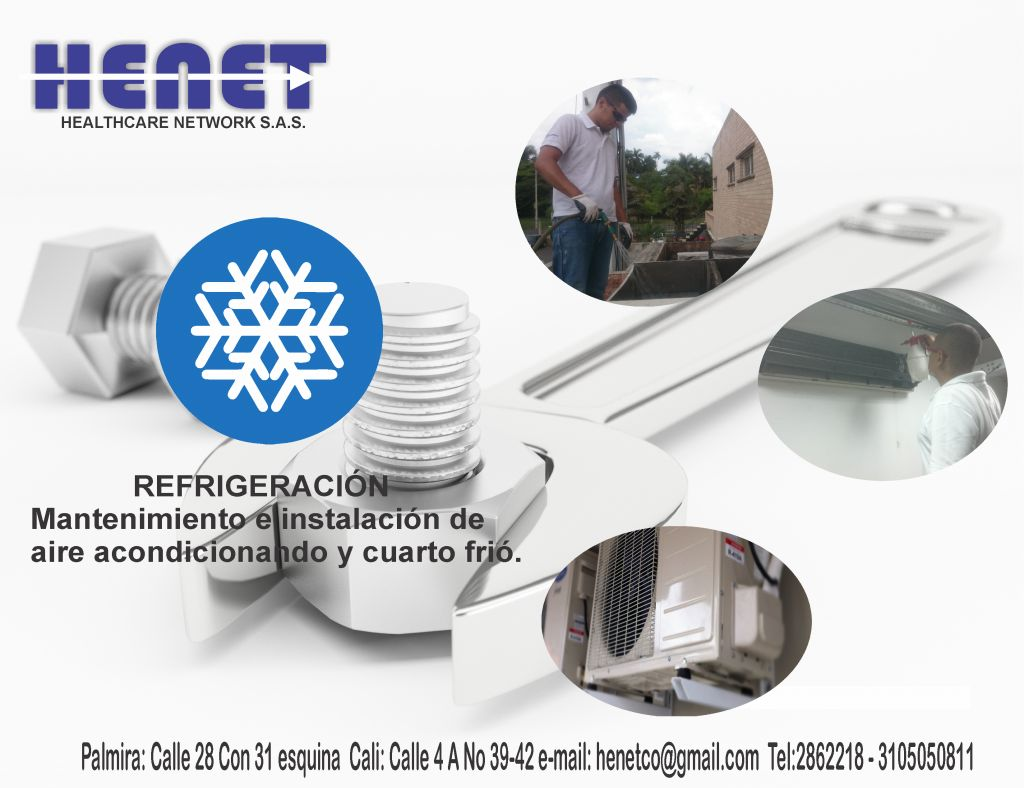 Venta, instalación y mantenimiento de aire acondicionado