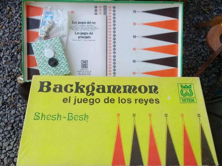 Backgammon Yetem