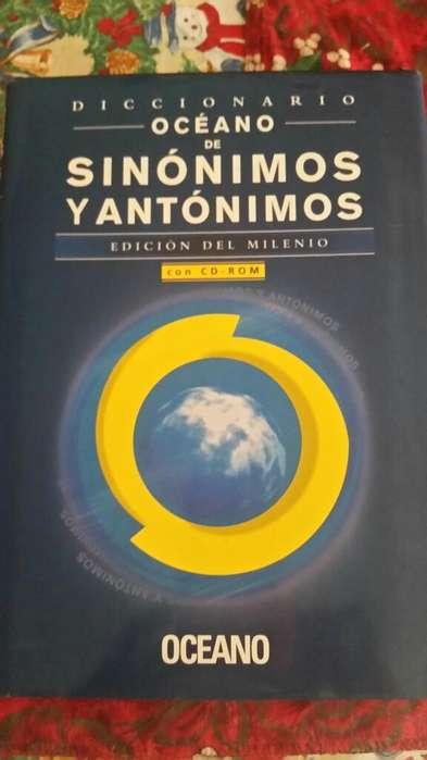 Diccionario de Antónimos Y Sinónimos