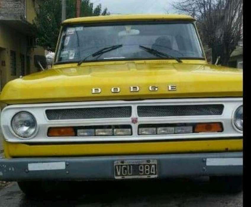 Dodge 100 Md 78 Titular Nafta Gnc