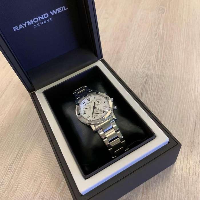 Reloj Raymond Weil Como Nuevo en Caja