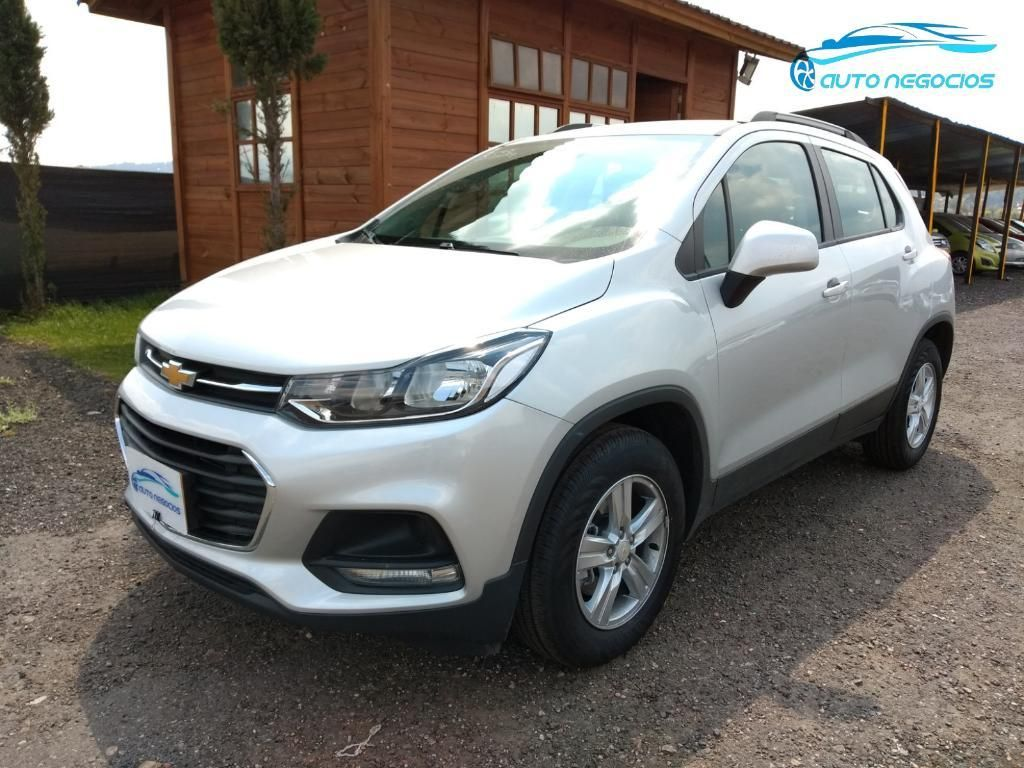 Chevrolet Tracker Ls Mecánica 2019