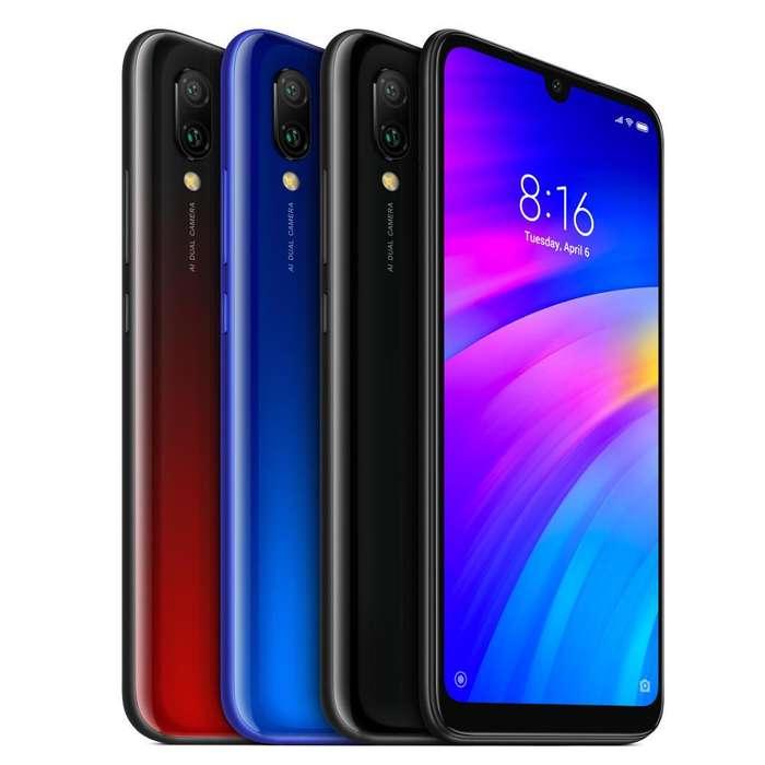 Xiaomi Redmi 7 de 32 gigas Nuevos INIGUALABLE 6.2
