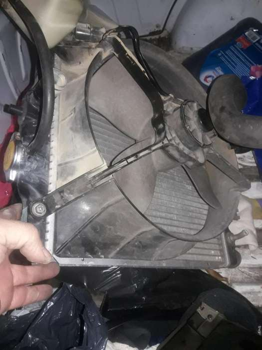 Repuestos Honda Civit 98