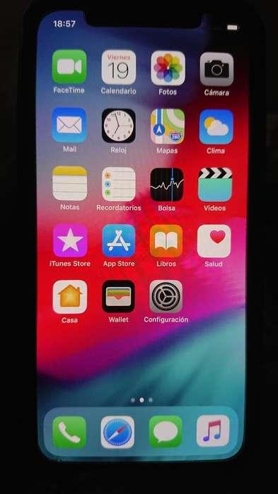 iPhone X 64gb CAMBIO POR LAPTOP