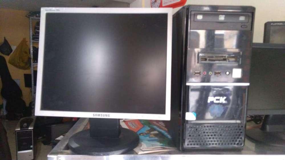 EXCELENTE COMPUTADOR CORE 2 DUO DISCO 640 GB