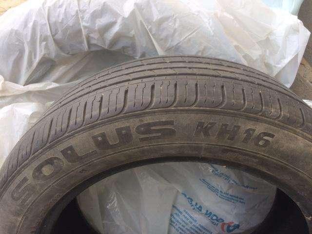 Neumáticos Kumho KH16 Dodge Journey R/T