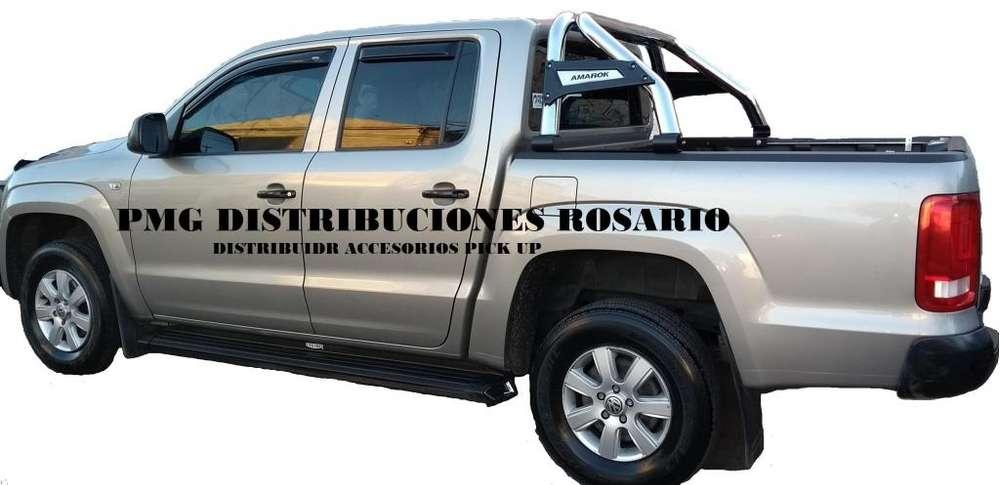 jaula o Barra antivuelco Amarok, Ranger, Hilux, S10, Frontier, Saveiro, F100
