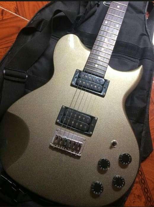 <strong>guitarra</strong> Washburn Wi14