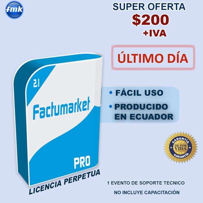 Sistema De Facturación e Inventarios Oferta!! Ecuador