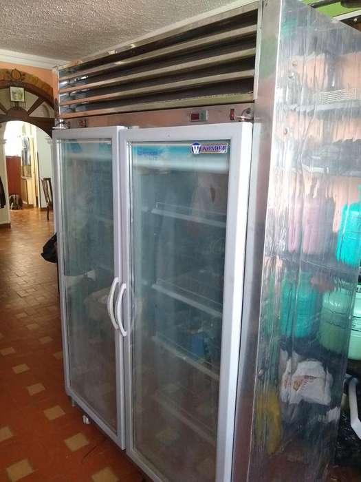 Congelador-refrigerdor
